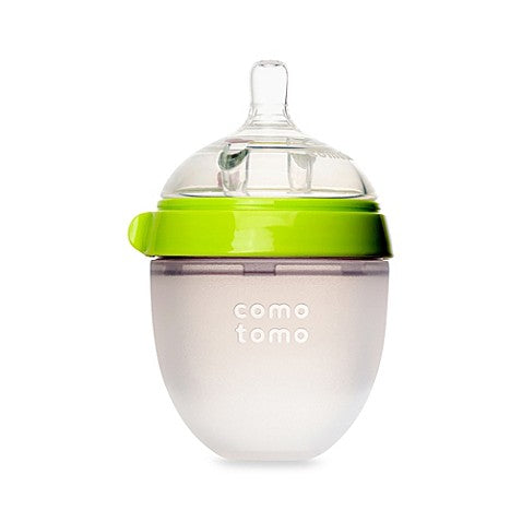 Comotomo Bottle 5oz | Green