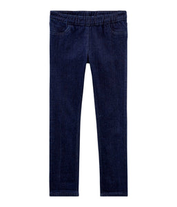 Petit Bateau Blue Denim Slim Fit Jeans