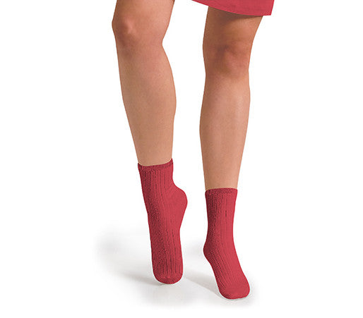 Collegien Ankle Socks - Coral