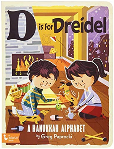 D is for dreidel
