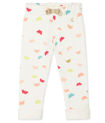 Padded Butterfly Sweatpants