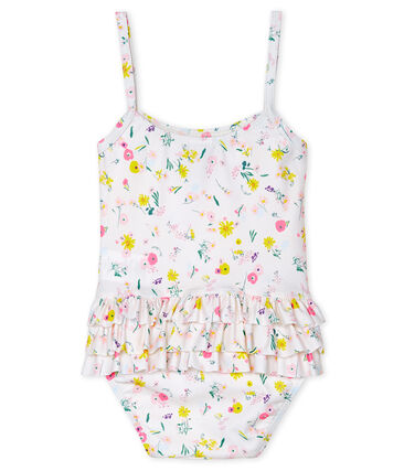 Baby Floral Eco-Friendly Swimsuit