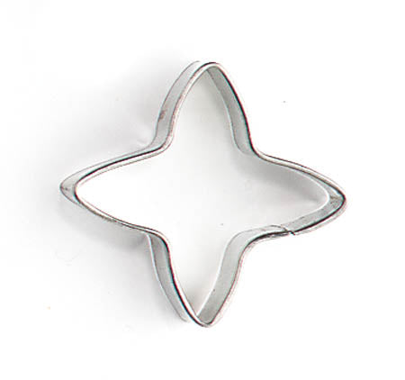 Gluckskafer Mini Cutter - star 4 points