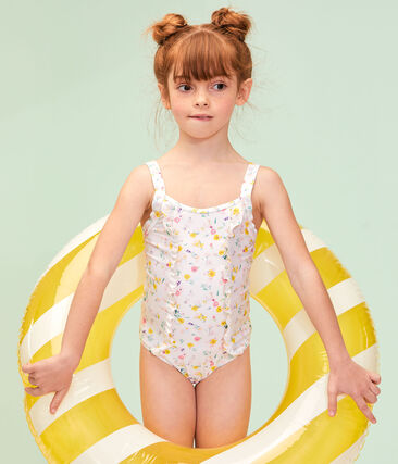 Floral Eco-Friendly Swimsuit