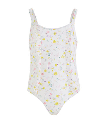 Petit Bateau Floral Eco-Friendly Swimsuit