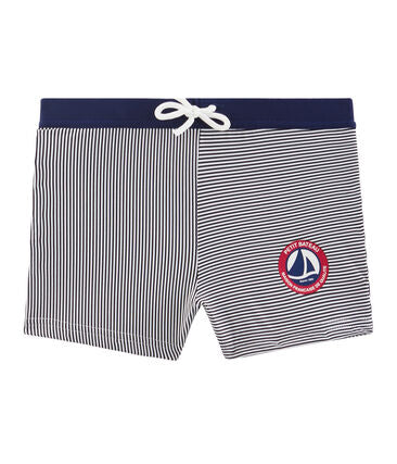 Petit Bateau Stripped Swimsuit Trunks