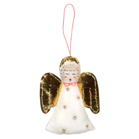 Meri Meri Angel Felt Tree Decoration