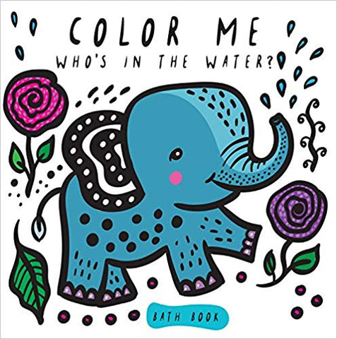 color me: who's in the water? by surya sajnan