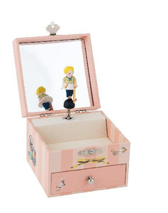 Moulin Roty Parisiennes - musical jewellery box