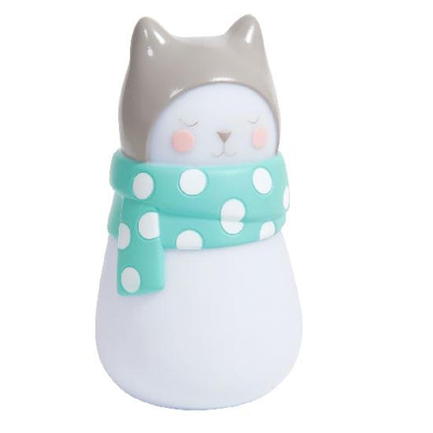 Moulin Roty Petits Dodos - cat night light