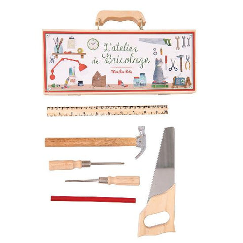 Moulin Roty Tool Box Set Small