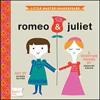 Romeo & Juliet: A BabyLit(TM) Counting Primer