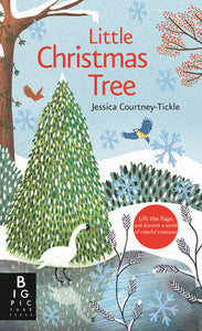 Little Christmas Tree Written by  Jessica Courtney-Tickle