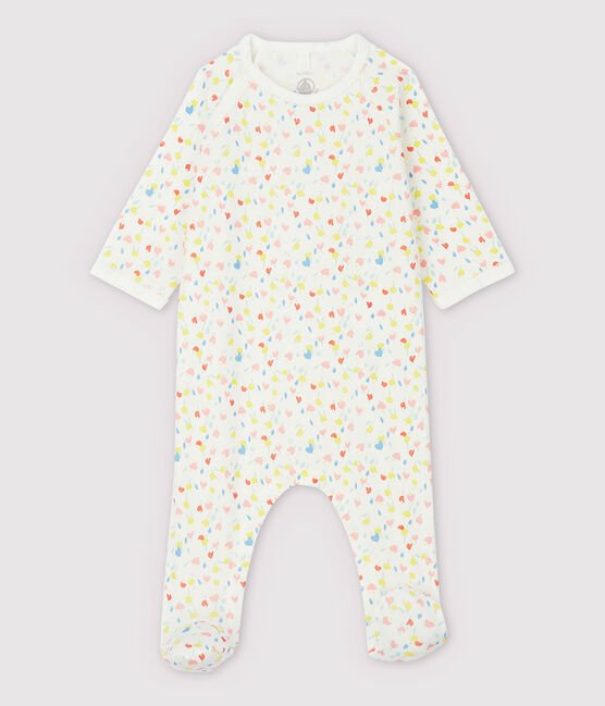 Floral Organic Cotton Sleeper