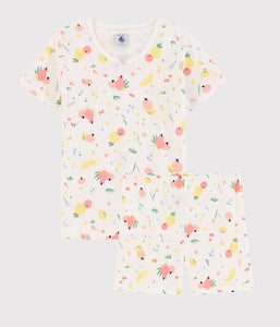 Summer Fruit Pattern PJs