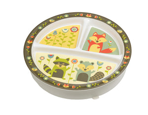 Sugarbooger What Did the Fox Eat? Suction Plate
