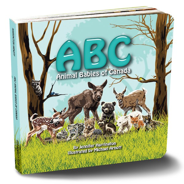 ABC Animal Babies of Canada