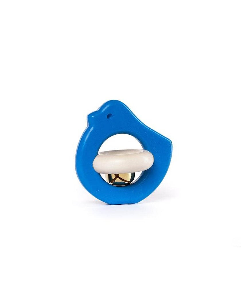Bajo Bird Rattle - Blue