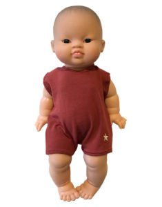 Minikane Doll onesie - big doll