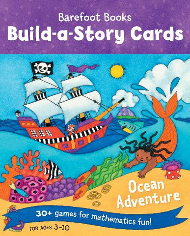 Barefoot Books Build-A-Story Cards: Ocean Adventures