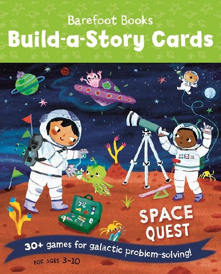 Barefoot Books Build-a-Story Cards: Space Quest