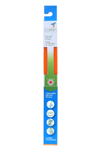Colibri Reusable Straws - Orange