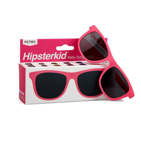 Hispterkid Pink Sunglasses