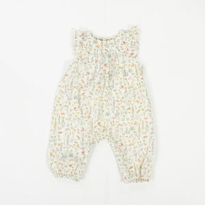 Oliver Baby London Pandora Romper, Theo Pale Pink