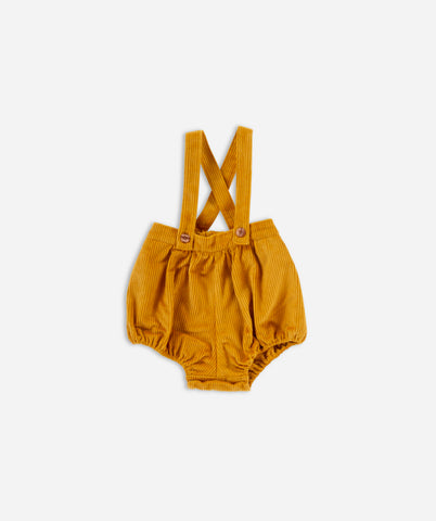 Olivier Baby London Marley Romper, Chunky Gold Cord