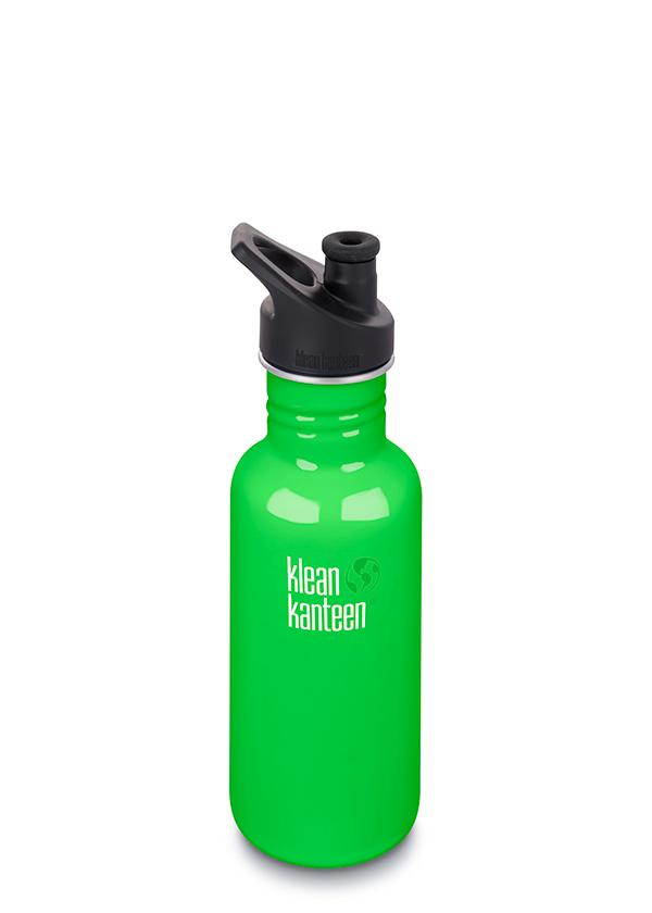 Klean Kanteen 18 oz bottle