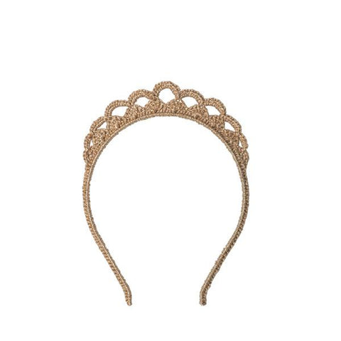 Maileg Hairband Tiara - Gold