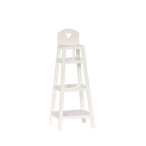 Maileg High Chair for MY - White