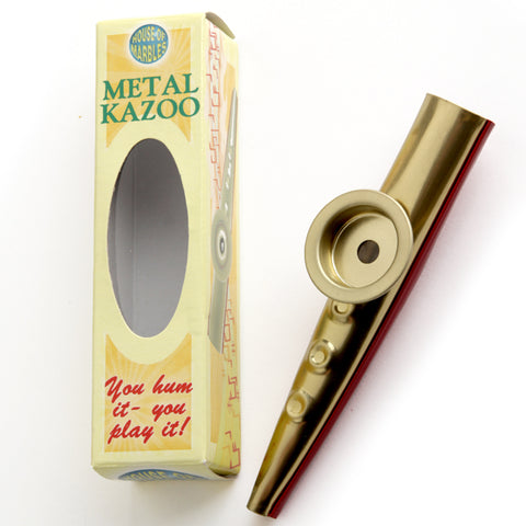 House of Marbles Metal Kazoo