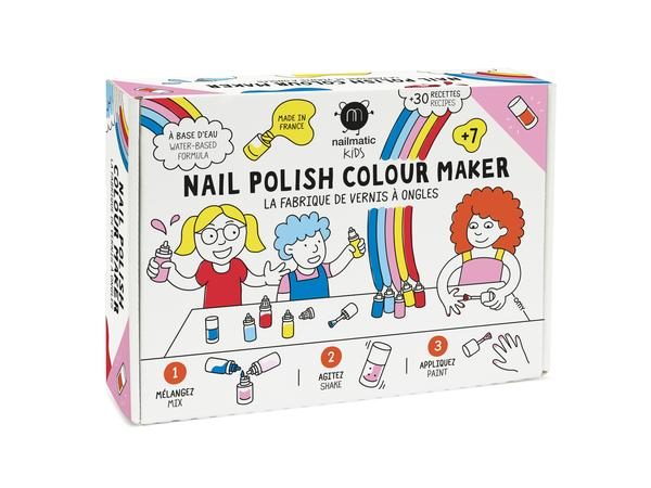 Nail Polish Colour Maker