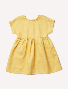 Petits Vilains Marie Everyday Dress - Golden