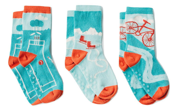 Q for Quinn Mix and Match Socks - Quinn's Sports