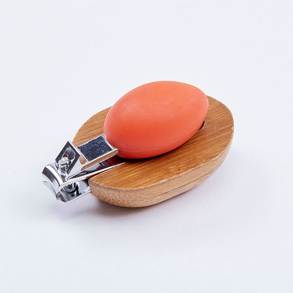 Rhoost Baby Nail Clipper - orange