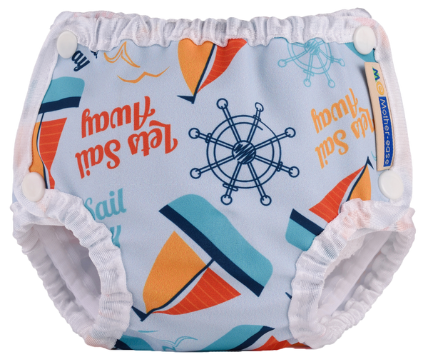 Mother-ease Swim Diaper - Sail Away