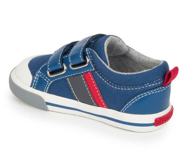 See Kai Run - Russell Blue Sneakers