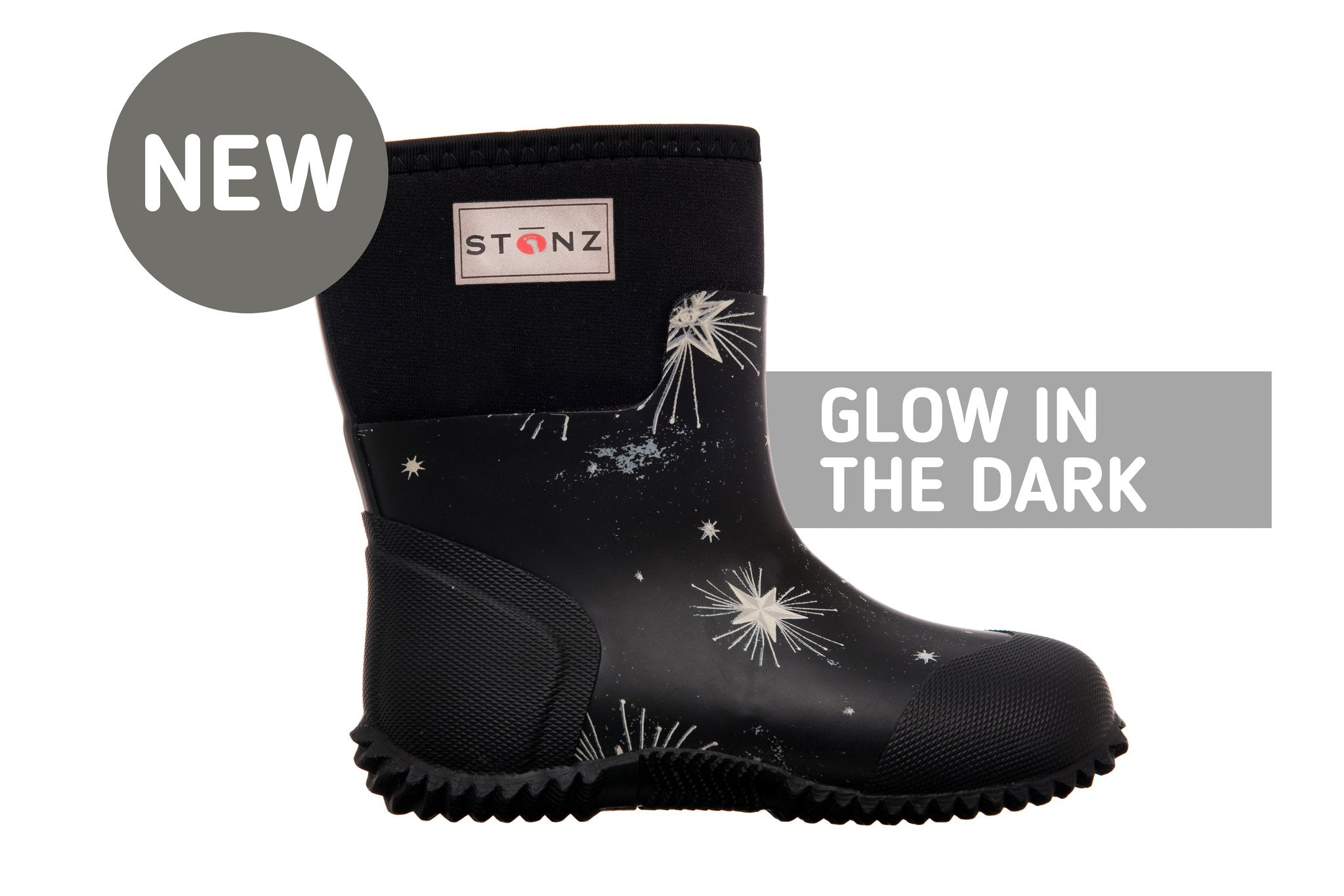 Stonz West - Star Glow - Black