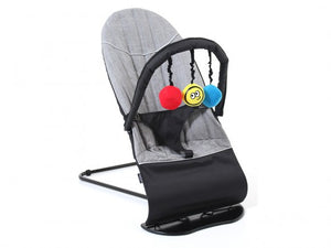 Baby Minder Flex Grey