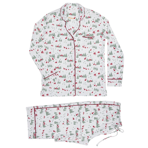 Adult Reindeers Pjs - Mommy + Me