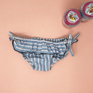 Piccolo Made in Italy - Baby Frill Bottom brieds Ischia