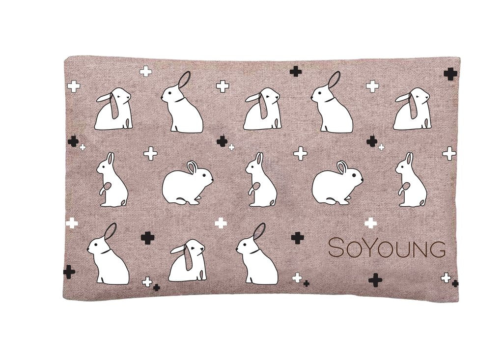 SoYoung Sweat-Proof Ice Pack Bunny Tile
