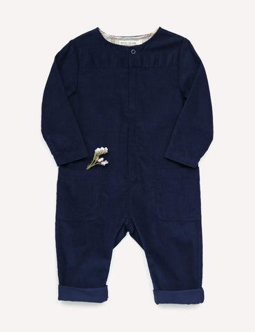 Axel Coveralls - Navy