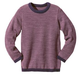 Disana Basic Jumper - Plum/Rose