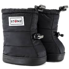 Stonz Baby Puffer Booties