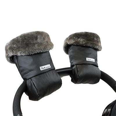 7 A.M. Enfant - Warmmuff 212 Waxed Inner Fur