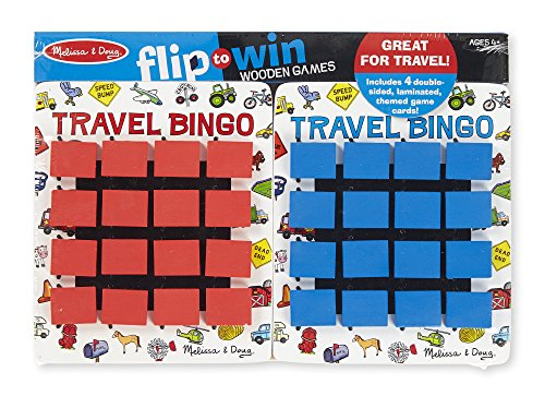 Melissa and Doug Flip to Win Bingo