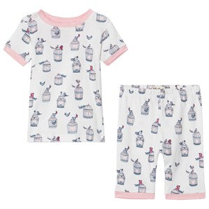 Hatley Free Birds Short PJ Set